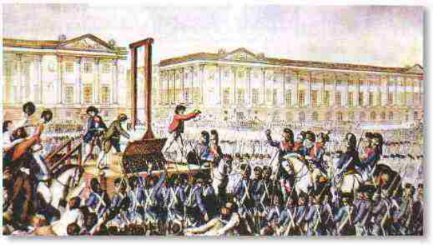 an analysis of the major revolution in the europe the french revolution in history