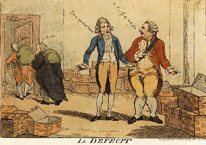 Causes of the French Revolution AP World History 20122013